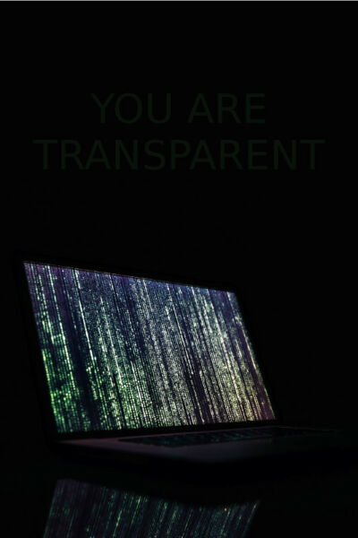 Your are transparent